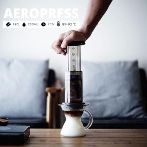 Brewing Technique - Aeropress