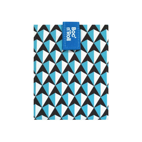 Boc´n´Roll Sandwich Wrap Tiles Blue