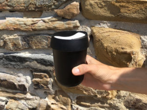 CafeCup Mehrweg Coffee to Go Becher designed and made in Germany