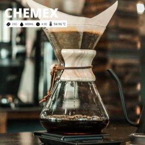 Brewing Technique - Chemex