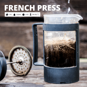 Brewing Technique - French Press