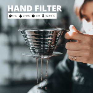 Brewing Technique - Handfilter