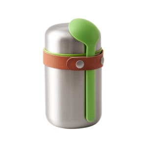 black+blum Food Flask Isolierlunchbox - Grün