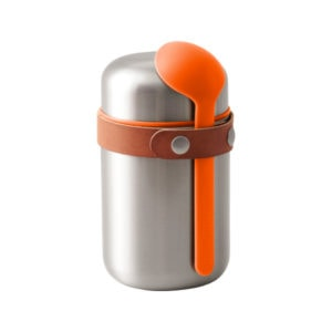 black+blum Food Flask Isolierlunchbox - Orange